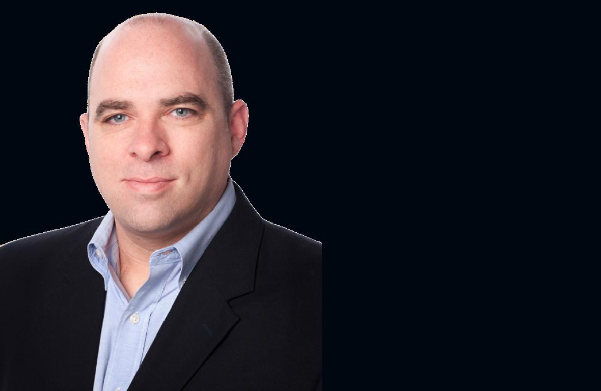 Greg Wittenbrook Headshot